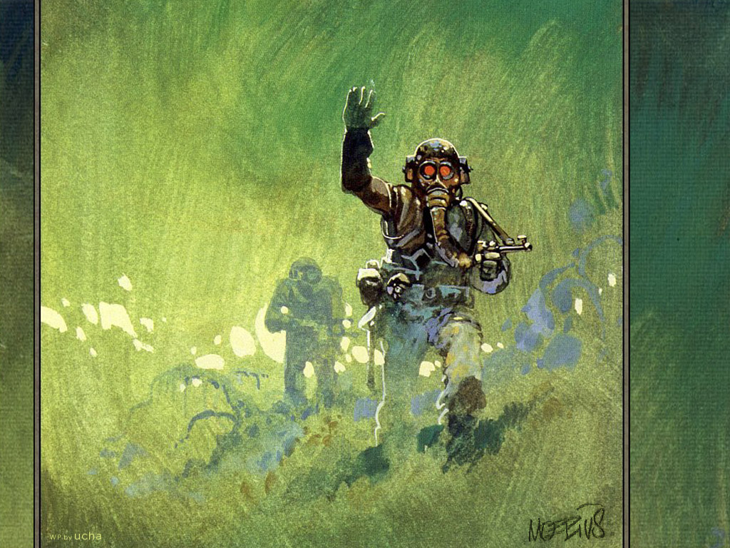 Legendary Artist Jean 'Moebius' Giraud