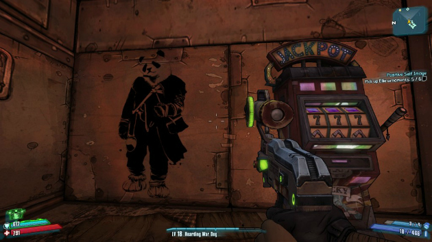 Images of Borderlands Easter Eggs - The Miracle of Easter