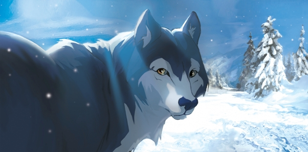 Heres A Fresh Look At The Animated Adaptation Of Jack Londons WHITE FANG