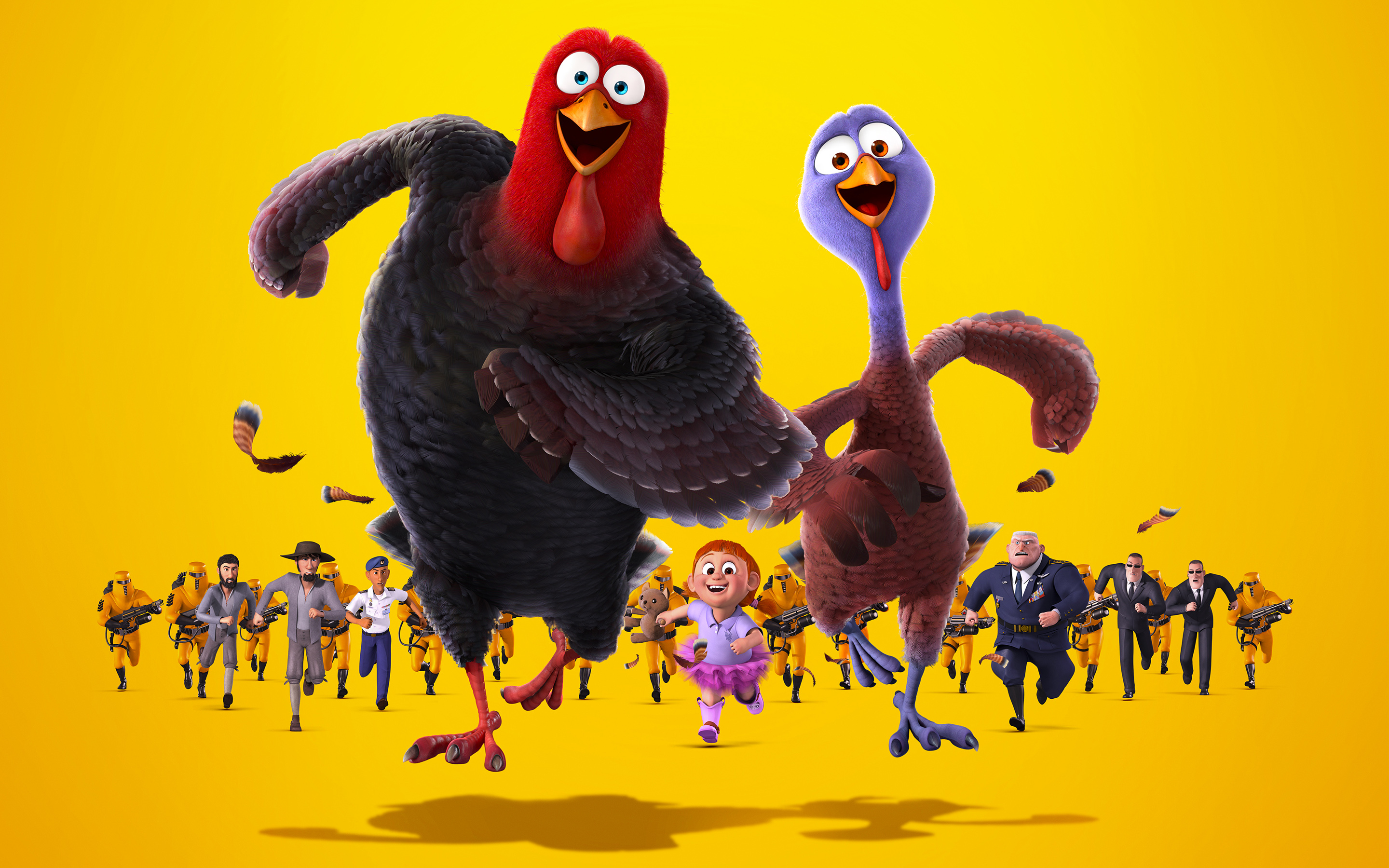 Free Birds in 3D 2013 Full Length Movie