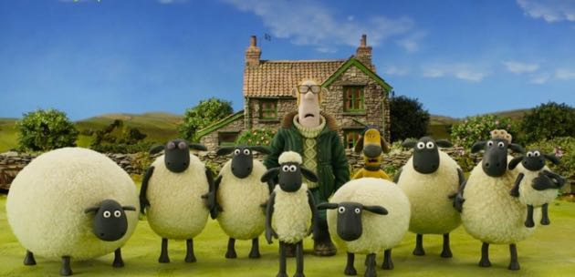 Sundance 2015 Review SHAUN THE SHEEP MOVIE Is Flocking Marvelous