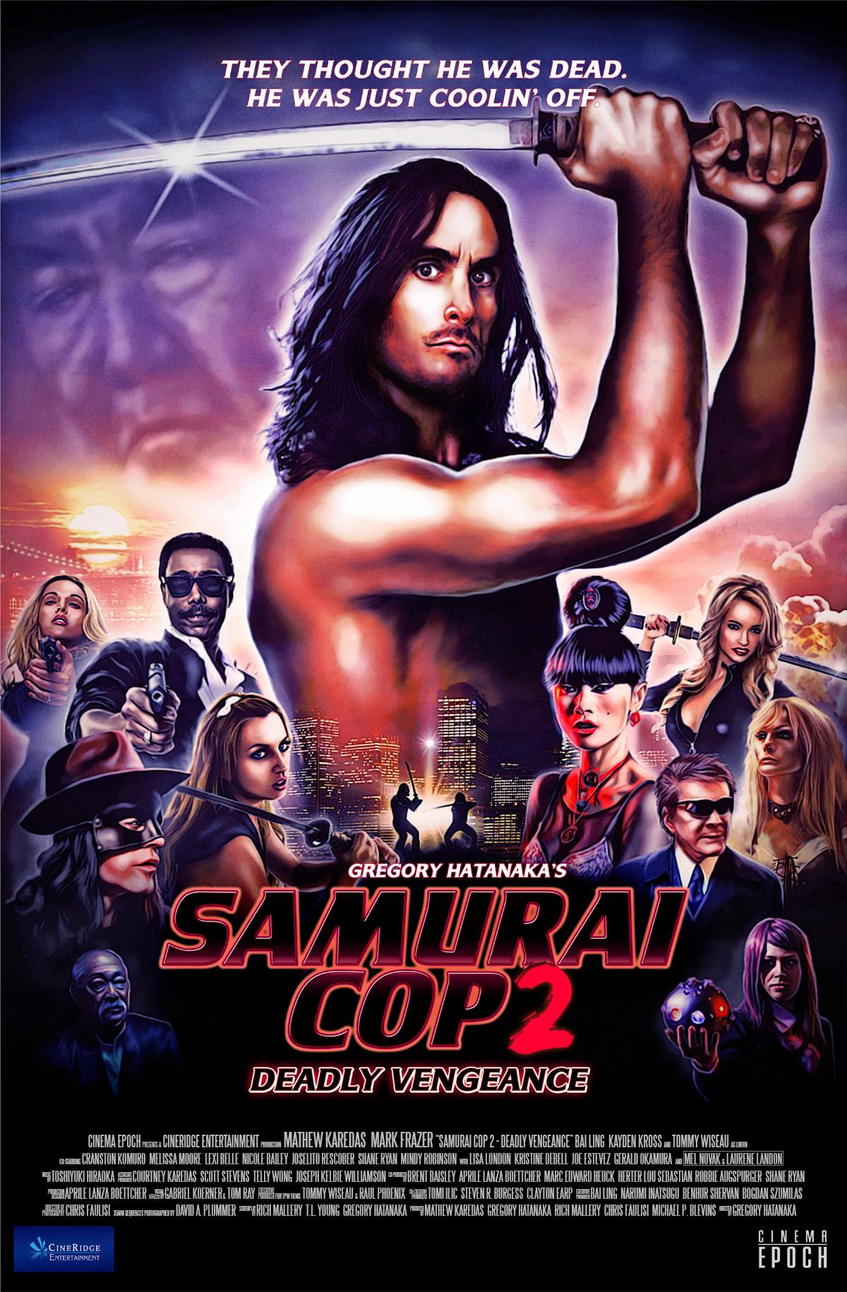 Official Samurai Cop 2 Deadly Vengeance Trailer Offers
