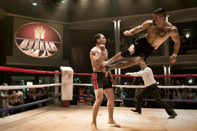 Undisputed 3 Boyka Fighting Style Interview: Scott Adkin...