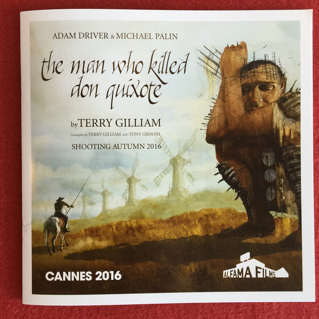 Terry Gilliam a terminé le tournage de son Don Quichotte ! Mon rêve de cinéma sortira donc en 2018 ! dans Ce qui vous attend au cinéma (sélection du Blanc Lapin) Don%20Quixote%20Sales%20Flyer