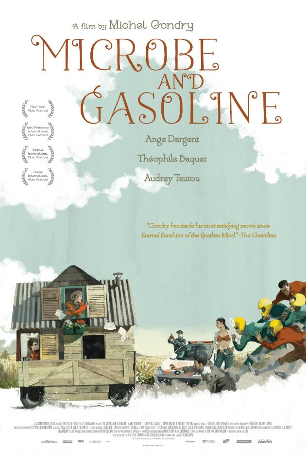 Microbe & Gasoline (VO)