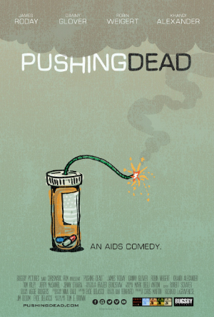Exclusive Clip: PUSHING DEAD, Danny Glover Needs Advice From James Roday