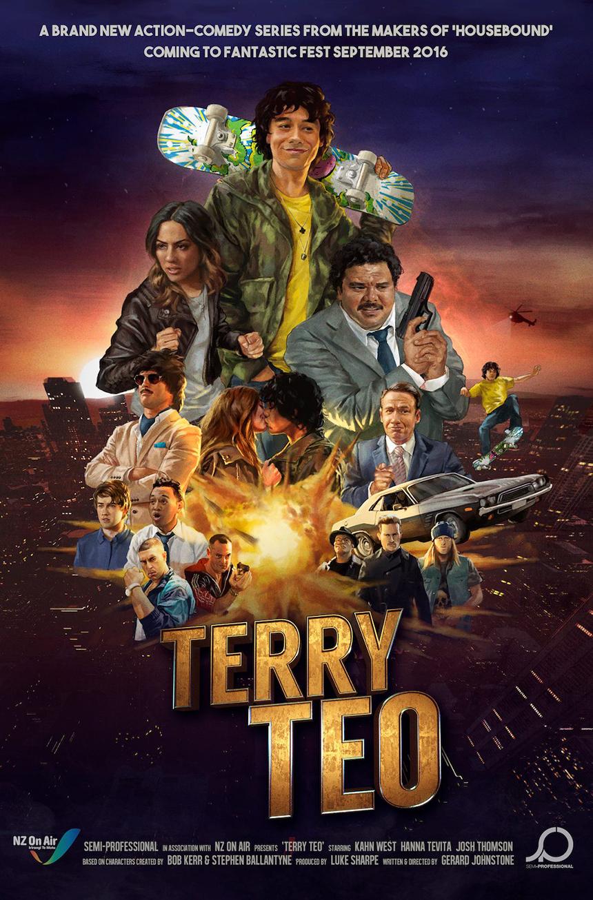 Terry Teo (TV Series 2016– )