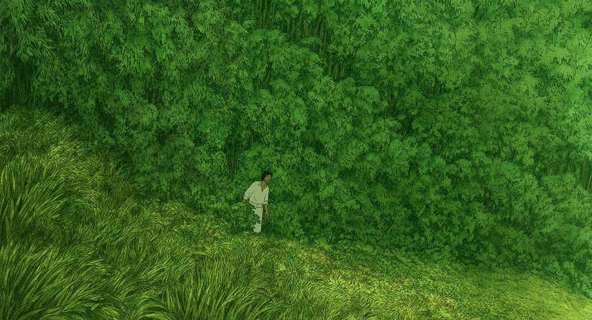 Interview The Red Turtle Director Michael Dudok De Wit Talks Studio Ghibli And More