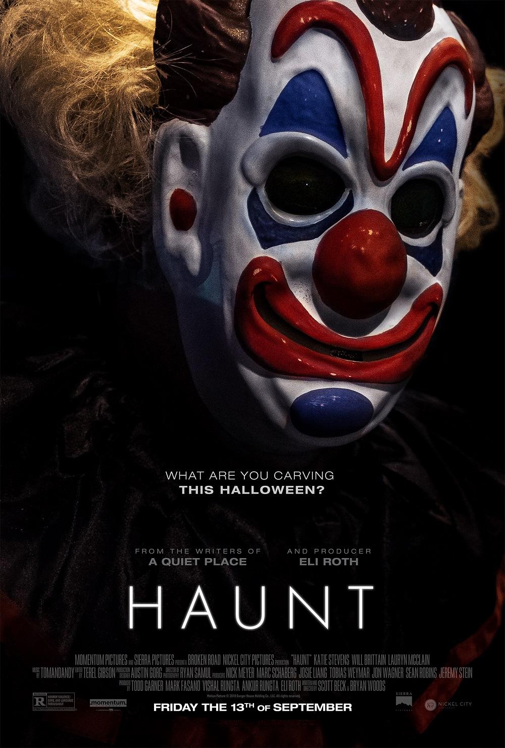 Halloween Haunt Film