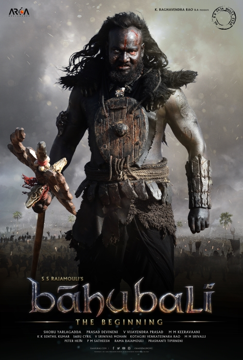 BAAHUBALI: The Complete Poster Gallery