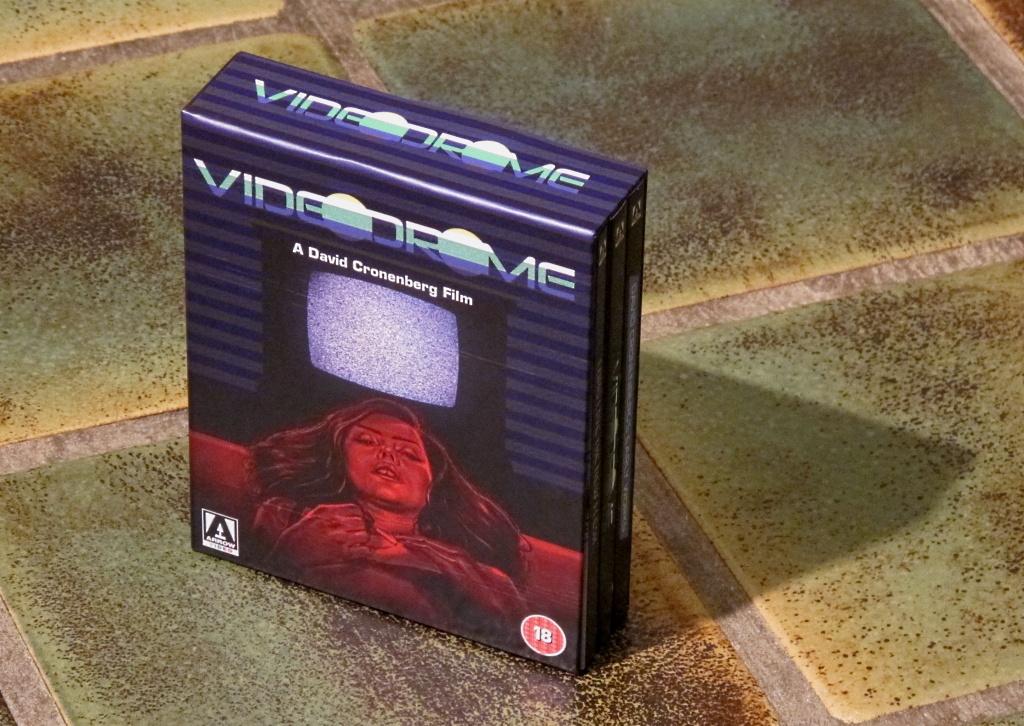 Videodrome Criterion