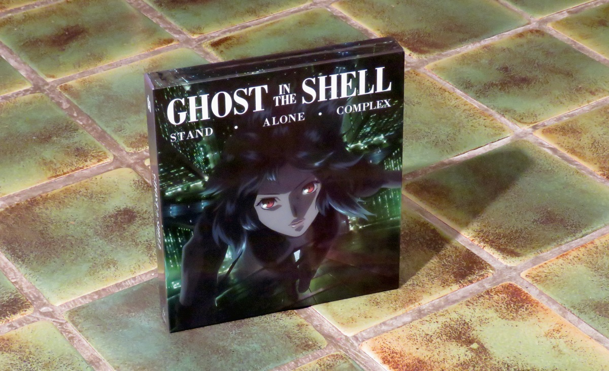 Sungard Exhibition Stand Here Alone : Pretty packaging the french ghost in shell stand
