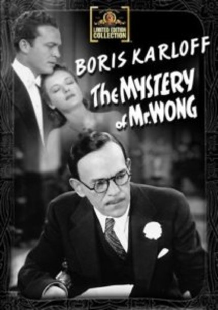 It feels so Wong but I know It's Right Another WONG MOD from MGM: THE MYSTERY OF MR WONG