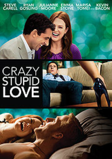 CRAZY, STUPID LOVE is worth a second look on BLURAY