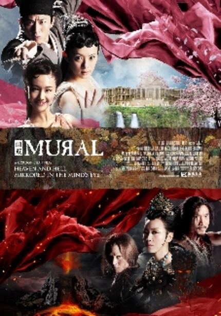 AFM 2011: Gorgeous English-friendly trailer for Gordon Chan's MURAL