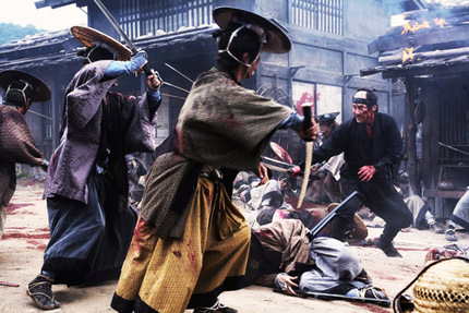 ActionFest '11:  13 Assassins Review