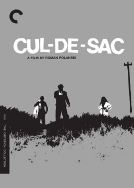 CUL-DE-SAC hardly a cinematic dead end on Criterion Collection BluRay