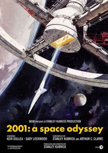 Seventeen Minutes Of Lost 2001: A SPACE ODYSSEY Footage Found!