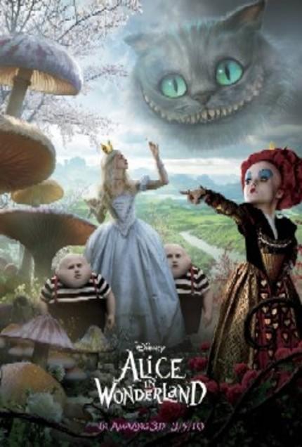 ALICE IN WONDERLAND: Review