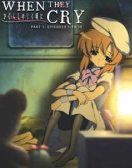 WHEN THEY CRY Season one DVD Review