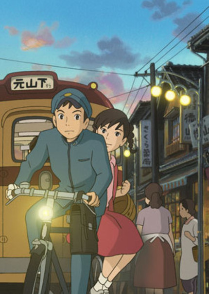 Review: FROM UP ON POPPY HILL is a Nice Enough Ghibli Film (Reel Anime 2012)