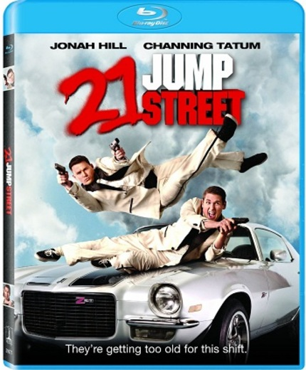 Blu-ray Review: 21 JUMP STREET