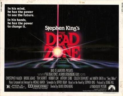 Grimm Up North 2011: THE DEAD ZONE (1983) review