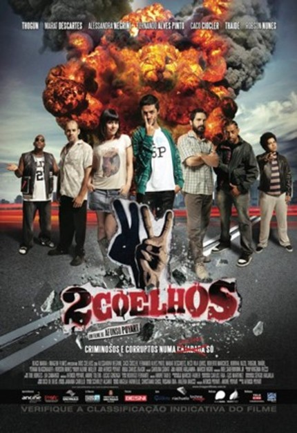 Does Brazil Have A Guy Ritchie To Call Their Own? Check The Trailer For Afonso Poyart's 2 COELHOS.
