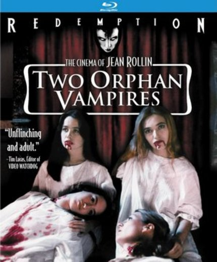 Jean Rollin on Blu-ray: TWO ORPHAN VAMPIRES Review