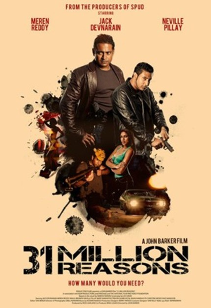 Trailer For South African Heist Movie 31 MILLION REASONS