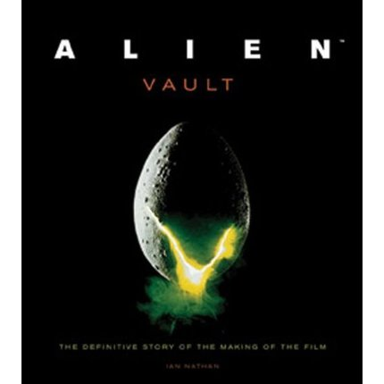 Make sure to open ALIEN VAULT: The Definitive Story of the Making of the Film