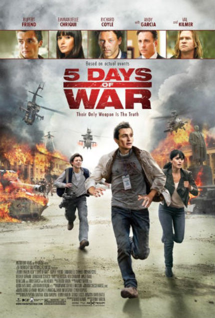 5 DAYS OF WAR Review