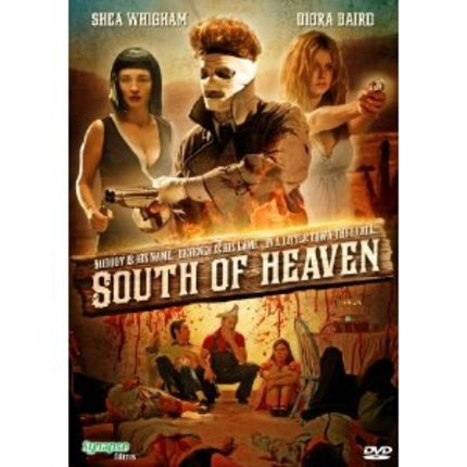SOUTH OF HEAVEN is Hot indeed on DVD.