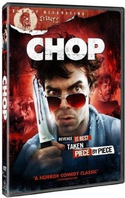 CHOP on DVD more than makes the cut.