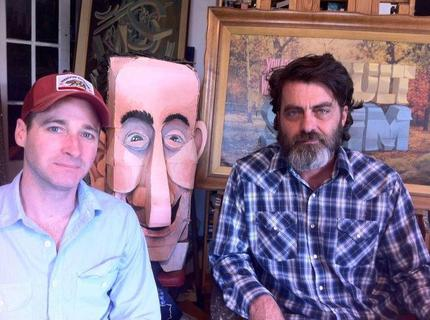 LAFF 2012 Interview: The Wonderfully Weird Wayne White and BEAUTY IS EMBARRASSING Director Neil Berkeley