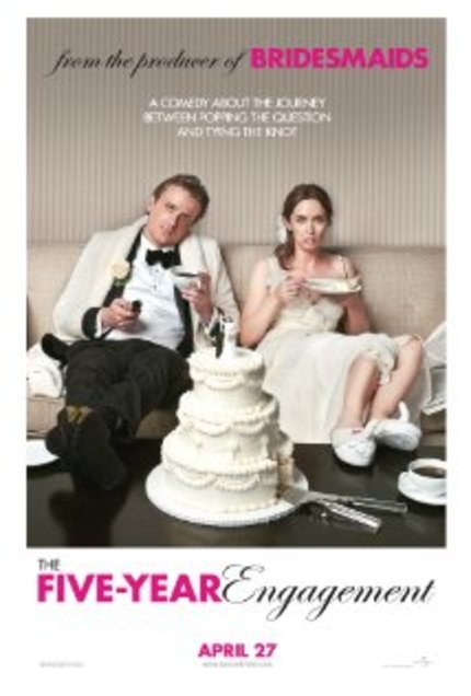 Review: THE FIVE-YEAR ENGAGEMENT Stalls At The Altar