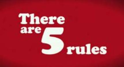 The Five Rules Of Steven Seagal ...