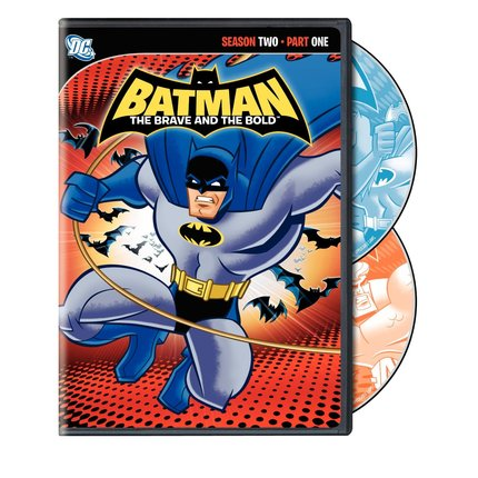 BATMAN THE BRAVE AND THE BOLD SEASON TWO PART ONE