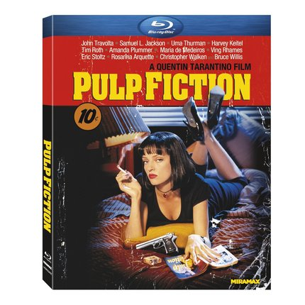 Just A Reminder: PULP FICTION BluRay