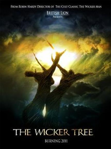 Grimm Up North 2011: THE WICKER TREE review