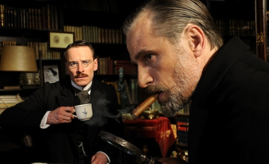 NYFF 2011: A DANGEROUS METHOD Review