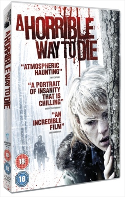 UK DVD Review: A HORRIBLE WAY TO DIE is a great way to spend an evening
