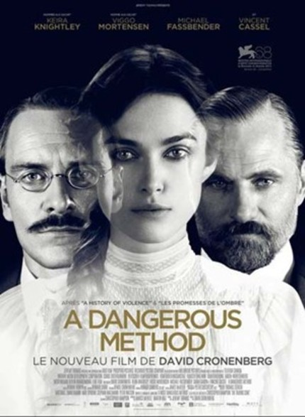 TIFF 2011: A DANGEROUS METHOD Review