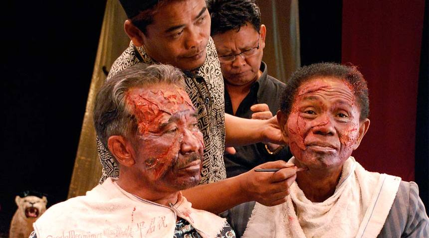 TIFF 2012 Review: THE ACT OF KILLING