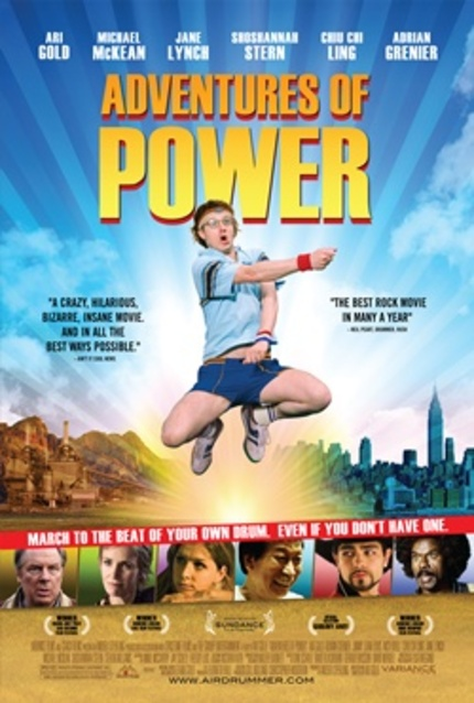 ADVENTURES OF POWER Presents The Surprising History of Air Drumming!