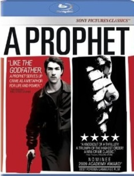 Win Jacques Audiard's Prison Drama A PROPHET On BluRay