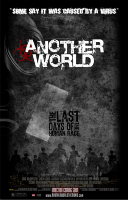 Israeli PA Flick 'ANOTHER WORLD'. Another Poster. Images. Site Revamp. And Blood!