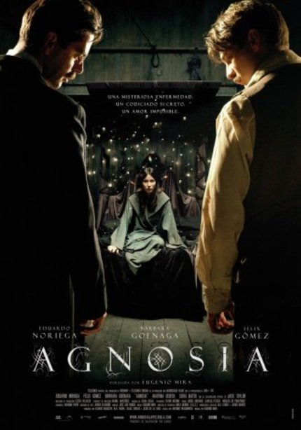 Fantastic Fest 2010 - AGNOSIA Interview