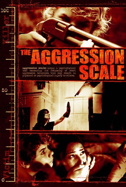 Official Artwork For Steven Miller's THE AGGRESSION SCALE