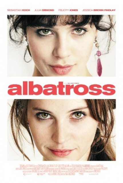 First Trailer For Niall MacCormick's Debut Feature ALBATROSS